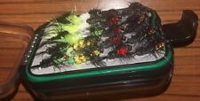20 Montana Nymph  Fishing Flies In a Waterproof Fly Box