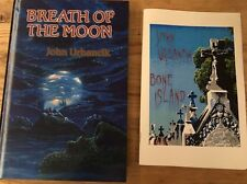 Breath of the Moon John Urbancik Signed Limited With Bonus Bone Island Chapbook