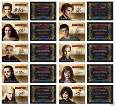 Twilight: New Moon Inscription Series Full set 10 cards / New ~ Sealed