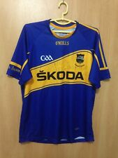 TIOBRAID ARANN IRELAND GAELIC SPORTS SHIRT JERSEY SIGNED O'NEILLS
