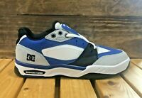 DC Shoes Maswell - Blue Black White - Men's Skateboard Shoes - ADYS100473