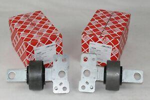 Buchsen für Querlenker hinten 2 Stück Ford Mondeo Febi 82040702 + 82040703