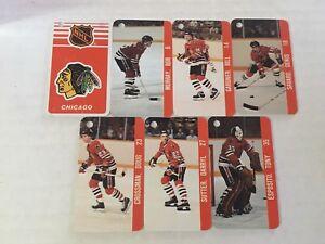 Chicago Blackhawks NHL NHLPA Hockey Collection Vintage Rare Team Key Chain 1983