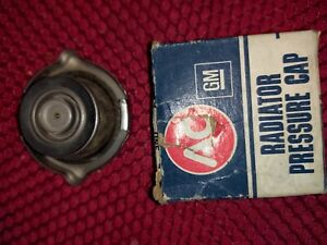 AC Delco RC1 Radiator Pressure Cap GENUINE Austins, MGs, Triumph,Jaguars - NOS