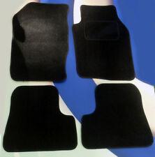 PEUGEOT 207 BLACK QUALITY CARPET CAR MATS SET OF 4 B