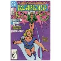 Warlord (1976 series) #122 in Near Mint minus condition. DC comics [*l9]