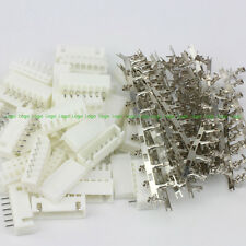 10 Pairs 7Pin JST-XH 2.5 2.54MM Connector Male Female PINS fr Li-poly Batteries
