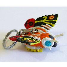 TOHOBIGA Godzilla mini Figure Key chain Keychain - Mothra 2.5'' Long