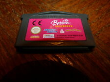 GAME BOY ADVANCE  LE JEU BARBIE SUPERPACK