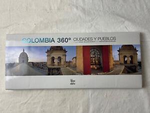Colombia 360 Ciudades Y Pueblos By Miguel Salazar Aparicio/Enrique Santos Molano