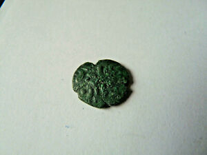 Corieltauvi Esup Rasu Gold Stater core 40-47AD celtic iron age coin