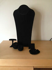 Used - JEWELLERY DISPLAY TAQUERIA PARA JOYERIA Black color Negro - Long necklace