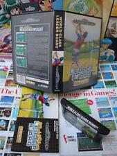 Megadrive MD:World Class Leader Board [TOP ACCESS / 1ERE EDITION] COMPLET - Pal