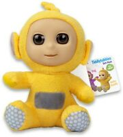 TELETUBBIES TIDDLYTUBBIES UMBY PUMBY PELUCHE 24 CM NUOVO ORIGINALE GIALLO