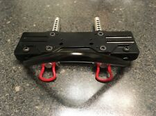 KYX Aluminum Front Bull Nose Bumper And Rings Axial SCX10 And SCX10ii RC Crawler