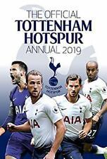 The Official Tottenham Hotspur Annual 2019-Grange Communications