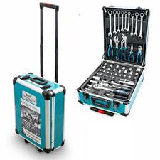Werkzeugkoffer 1200 tlg mit Ratschenringschlüssel Werkzeugtrolley