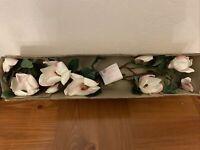 Home Interiors Tulip Magnolia Swag #40076
