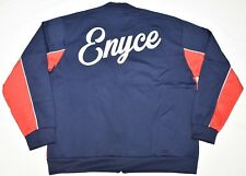 Mens enyce Colorblock Logo Track Jacket Navy Red Urban 3x 3xb N723