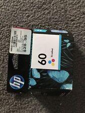 HP Tricolor 60 printer cartridge