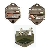150amp 12volt Circuit Breaker Resettable Car Solar Dual Battery 150A