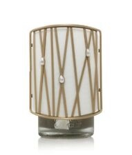 Yankee Candle Scent Light Up Nightlight Plug In Diffuser Linear & cross cage