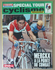 * LE MIROIR DES SPORTS. CYCLISME MAGAZINE n°8. SPÉCIAL TOUR DE FRANCE 1969 *