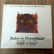 Juden In Deutschland 1250-1750 [Jews In Germany] (Digipak CD) Jalda Rebling