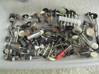 Huge Lot of New and Used Dremel Bits Drills Buffers and More
