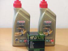Castrol Power 1 Racing 4T 10W-50 / Ölfilter Honda CRF450 L-K Bj 19