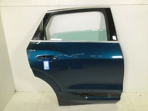 Blue LL5E Door Right Rear Audi E-Tron ( Gen ) Electric Quattro 300 Kw 408 HP