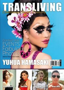 Transliving 62 Magazine Transgender, Non-Binary, X-Dress, Transvestite Lifestyle