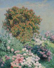 The Flower Garden Villa Sunshine Astene Emile Claus  24'  CANVAS