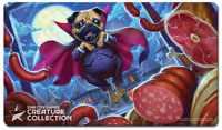 Star City Games Creature Collection Playmat - Bark Shadows (SCG) MTG