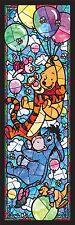 Disney Cute Stained Art Disney 456 pcs Winnie the Pooh Jigsaw Puzzle
