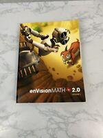 Person Texas: enVision Math 2.0, Grade 4 Volume 1 Topics 1-8 Homeschool Book M1