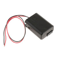FW50 Battery DC Coupler for Sony A7 A7R A7S A6500 Camera AC-PW20 Power Pack