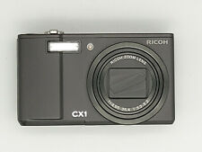 Ricoh CX1 Premium Compact Digital Camera 7.1x Optical Wide Zoom - 28-200 eqv