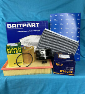 Land Rover Discovery 4 Range Rover Sport 3.0L Diesel Filter Service Kit