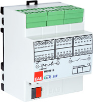 KNX Multi IO · Multi Input / Output · 16fach Binäreingang · Taster Interface
