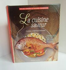 Micro-ondes et fours combinés.La cuisine saveur.France Loisirs SV4