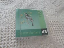 Pfaff Embroidery Machine Card Creative Fantasy #45 BIRDS 7570,7560, 2140,2170