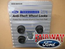 09 thru 16 Super Duty OEM Ford Locking Lug Nut KIt - Wheel Locks Non-Exposed NEW