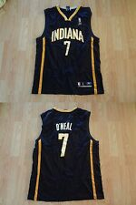 Youth Indiana Pacers Jermaine O'Neal L (14/16) Reebok (Navy) Jersey