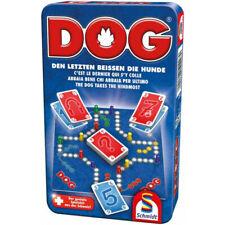 DOG - Reisespiel Metallbox Spiel Spiele Familienspiel