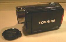 Toshiba Camileo H30 Full HD 1080p 10MP 5x Zoom Camcorder PA3791U-1CAM TESTED