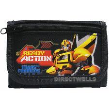 Transformers Black Wallet