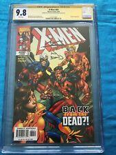 X-Men #89 - Marvel - CGC SS 9.8 NM/MT - Signed by Alan Davis, Mark Farmer
