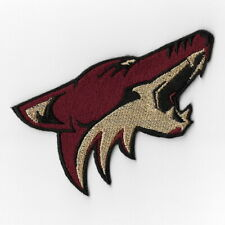 NHL Arizona Coyotes Iron on Patches Embroidered Patch Applique Badge Sew Emblem