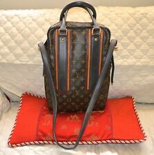 AUTHENTIC, UNUSUALLY COOL LOUIS VUITTON MIRAGE GM SHOULDER/CROSS BODY BAG